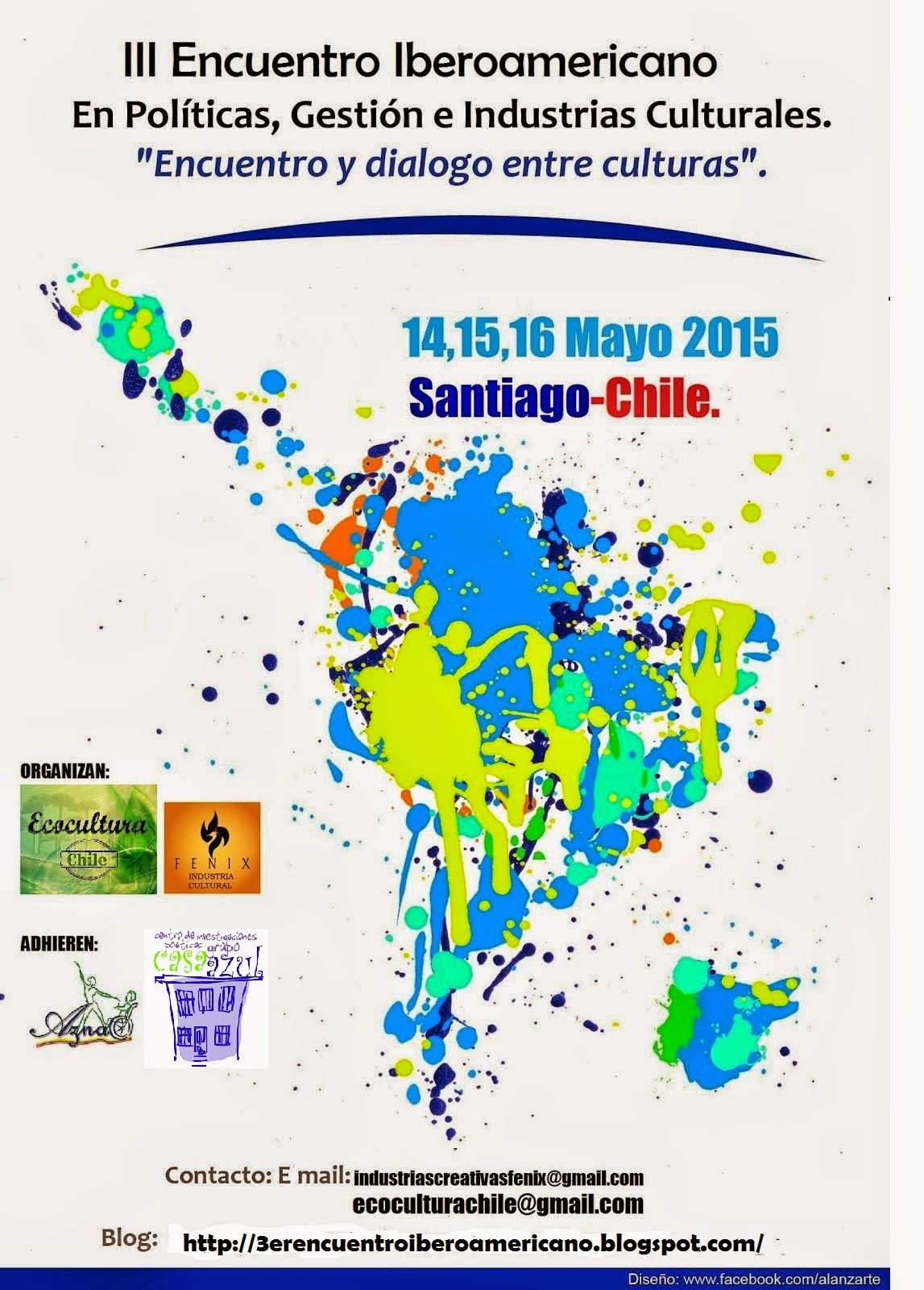 2014_afiche_III Encuentro iberoamericano