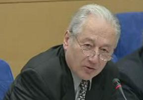 Conferencias del politólogo Georges Couffignal en Chile