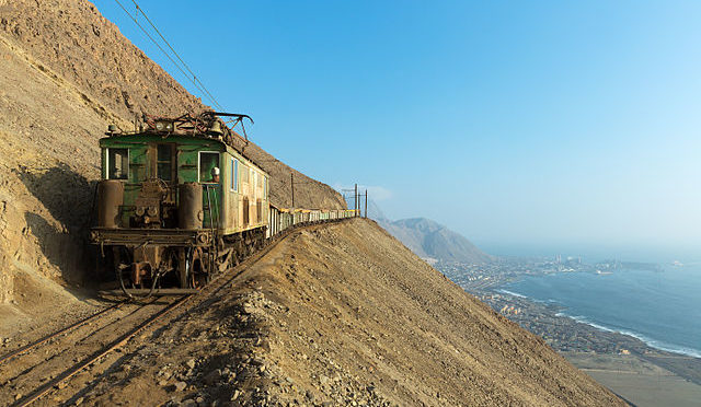 Conférence sur Tocopilla: transformations du capitalisme minier dans la côte d'Atacama
