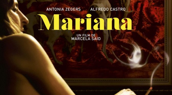 Rennes: Réalisatrice chilienne Marcela Said au TNB, 10 décembre 2017