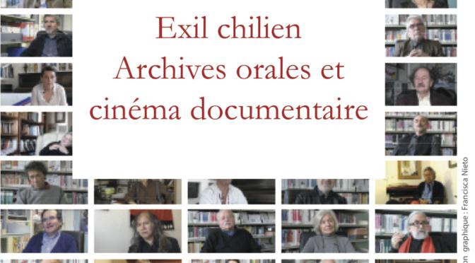 Présentation à Valparaíso et Santiago des archives de l'exil chilien en France, déc.2017