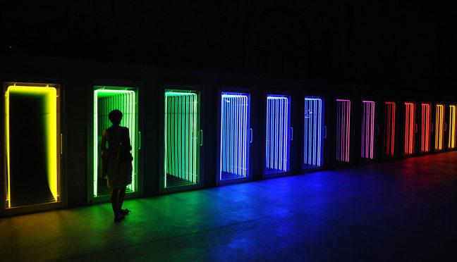 Paris: Exposition «Lights of Chile» à la gallery 193 d'Art contemporain (14 mai 2019)