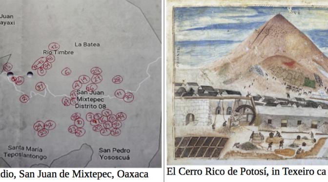 17.03.2021, études Latinoaméricaines SHS (Mexique, Pérou, Chili)