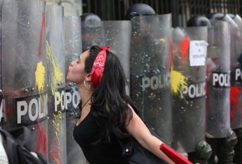 22.04.2021 Table ronde «Luttes, résistances d'artistes en Amérique Latine : études de cas, résurgences»
